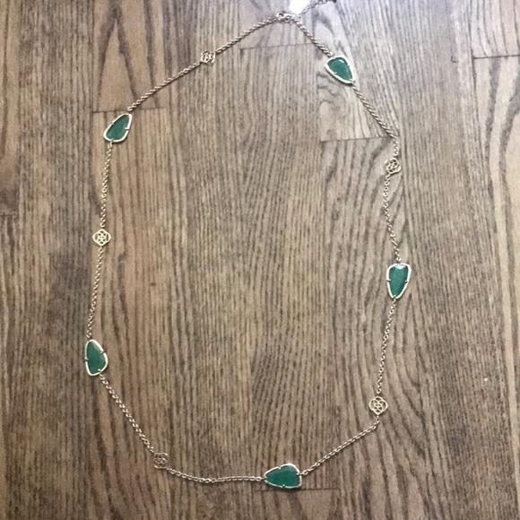 6083772b9 Kendra Scott Jewelry | Kinley Long Station Necklace | Poshmark